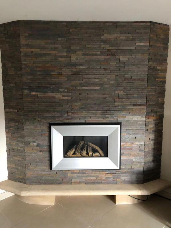 Image 143 - Beautiful feature fire place