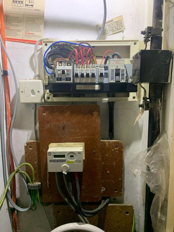 Image 26 - EICR, Remedial works and recommended Consumer Unit change