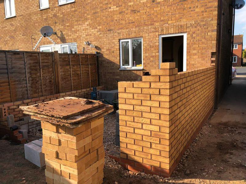 Image 25 - HORNINGLOW: SINGLE STOREY EXTENSION TO REAR OF PROPERTY. CURRENTLY WORKING ON....