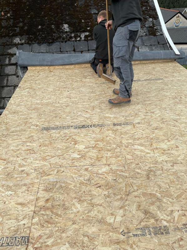 Image 16 - new epdm rubber roof