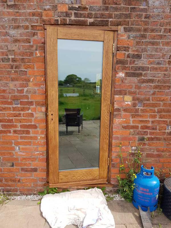 Image 33 - back door and front door were this colour