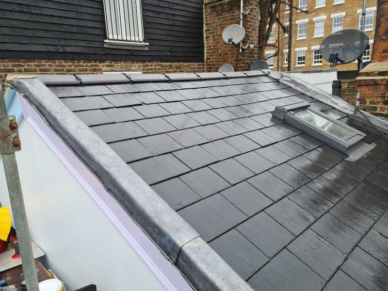 Image 4 - Spanish slates roof