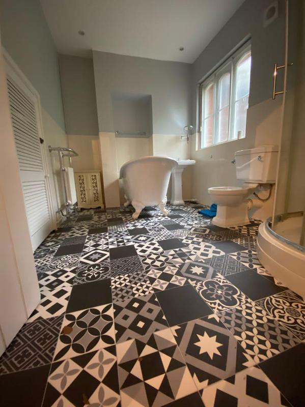 Image 22 - A stunning bathroom recently done
