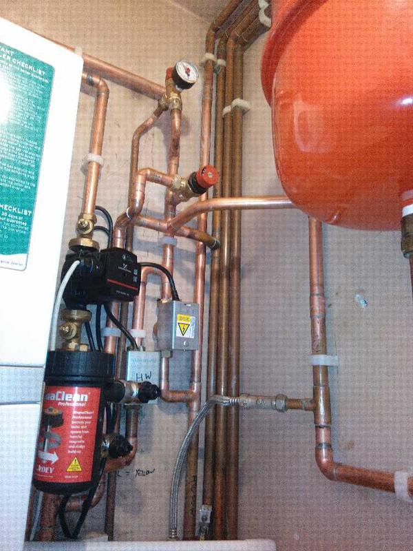 Image 9 - New boiler & Controls update Installation