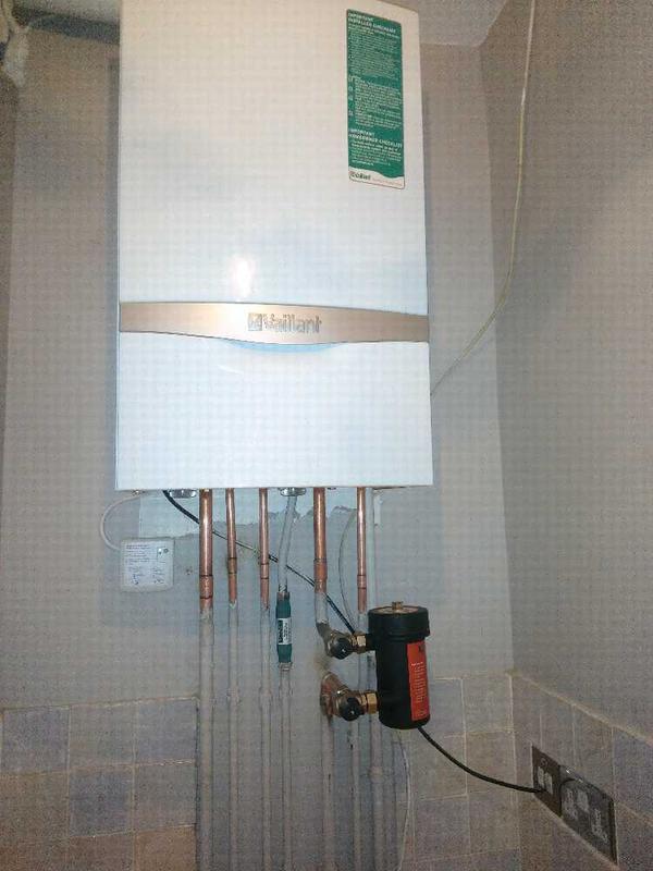 Image 17 - New Combi Boiler Installation