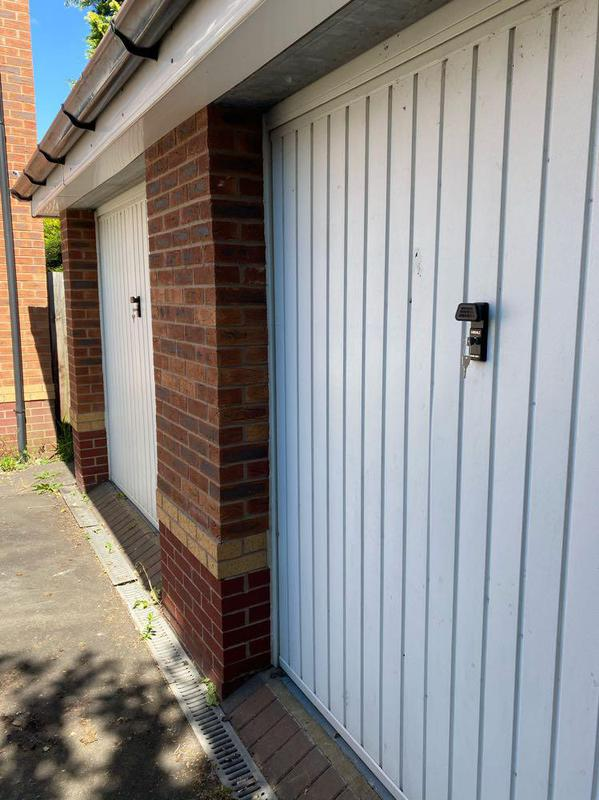 Image 7 - Lost keys to garage doors both opened up and new locks fitted