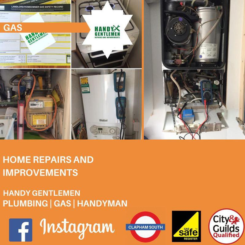 Image 28 - Handy Gentlemen boiler repairs and services in and around London