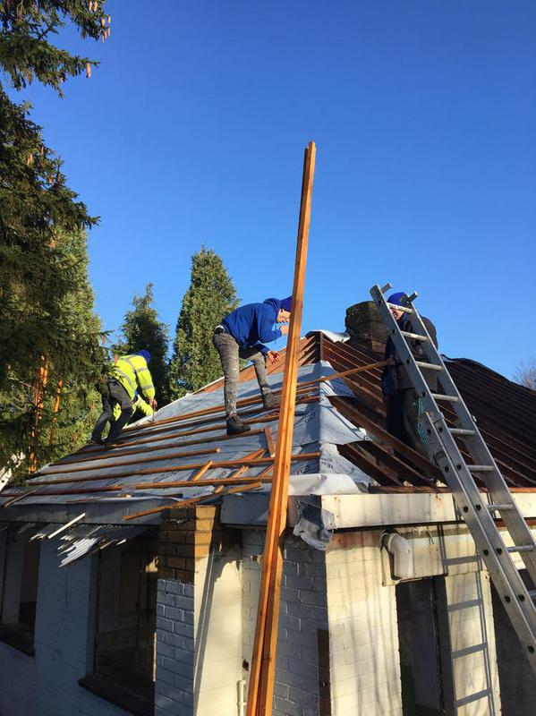 Roofers Roofing In Thame Njb Roofing Building Ltd Trustatrader