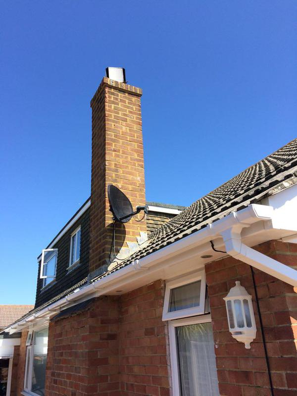 Image 46 - chimney repointing in shoreham Sussex