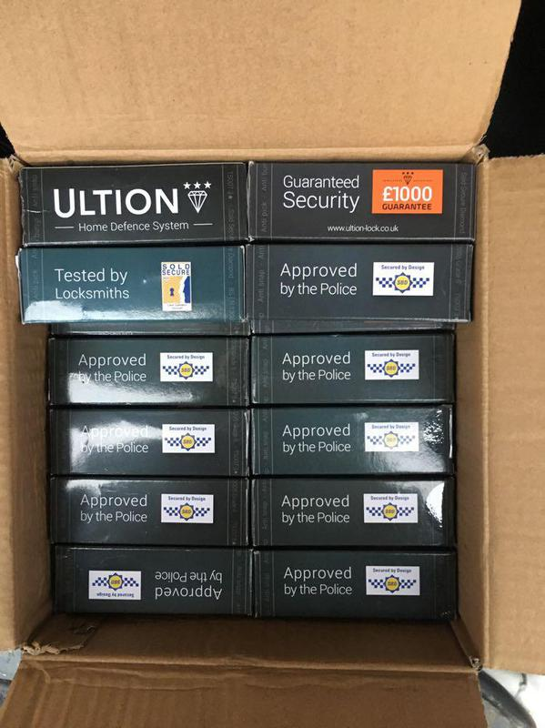 Image 39 - High Security locks guaranteed for £1000 if broken into