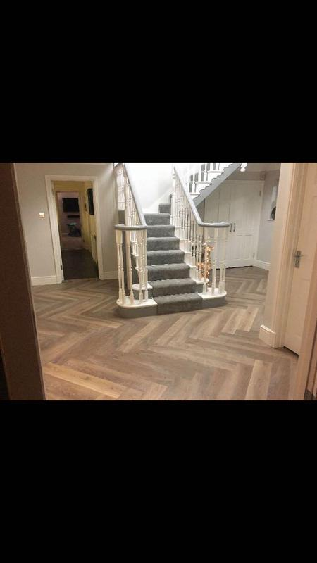 Image 44 - Complete decorating of beautiful Staircace in redditch