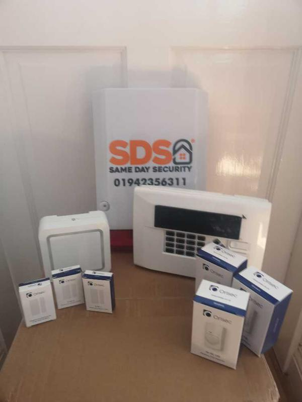 Image 17 - Orisec wireless alarm systems supplied and fitted from £399