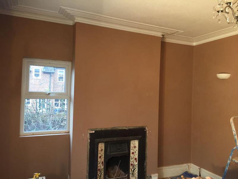 Image 11 - SKIMMING WALLS AFTER REMOVING WALL PAPER