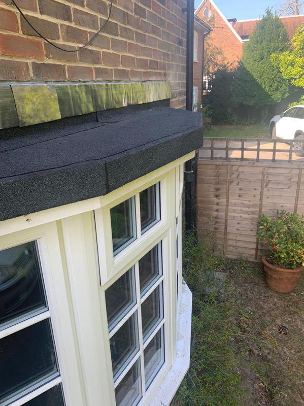 Image 24 - Re-Felt flat Flat Roof