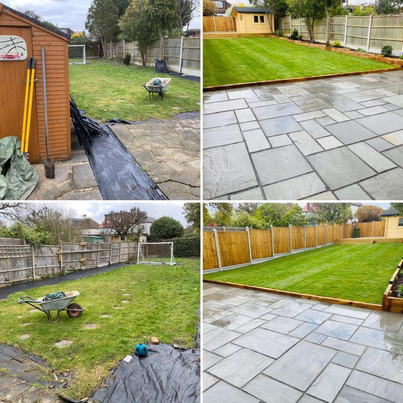 Image 2 - full garden renovation..👍🏼