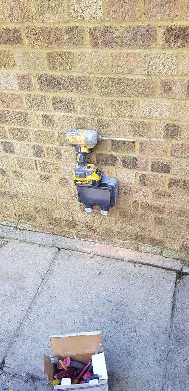 Image 3 - West Dulwich - Outdoor double socket installed - 24.04.2021