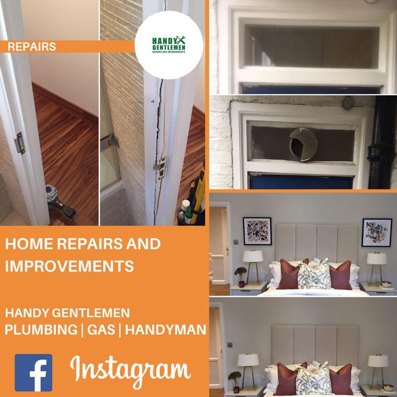 Image 29 - Handy Gentlemen handyman repairs and improvements London