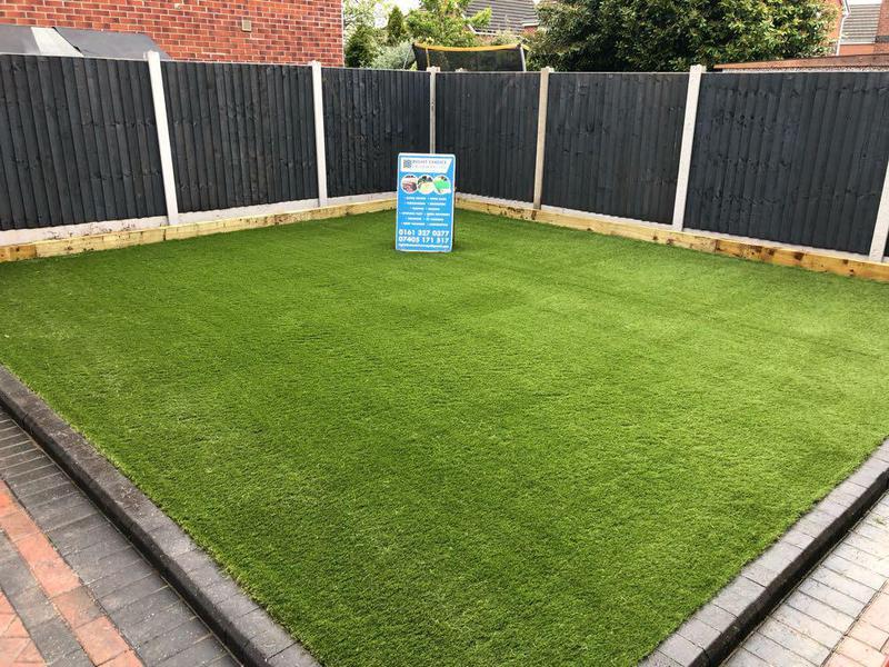 Image 6 - 55m2 Artficial Grass