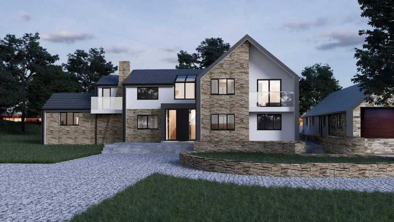 Image 2 - We are proud to show this 6 bed house remodeling. We believe we have perfectly married the Old and New here.