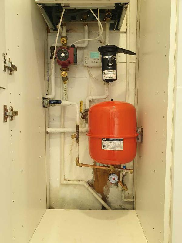 Image 30 - Central heating system repairs, Kensington #2.