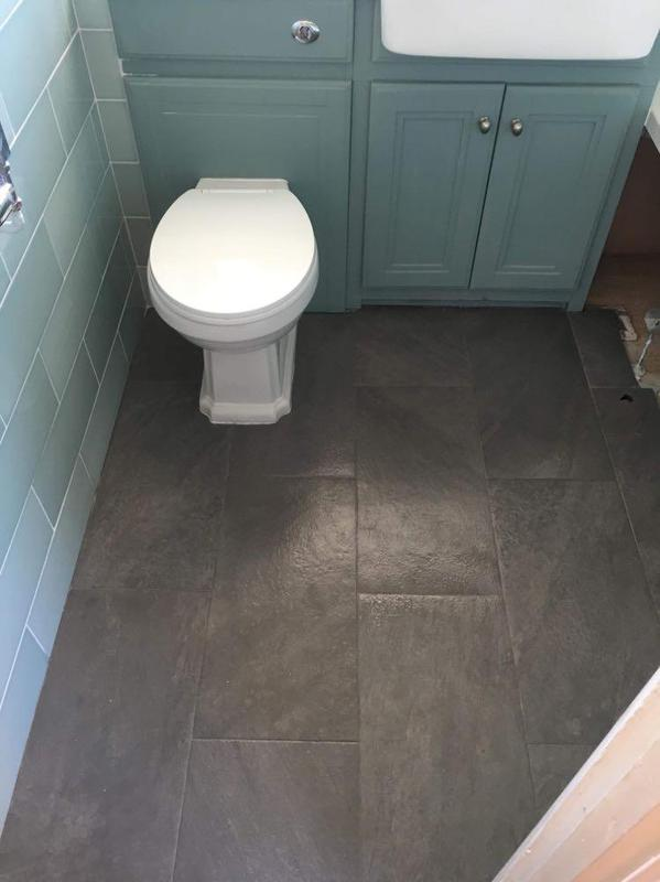Image 45 - New bathroom