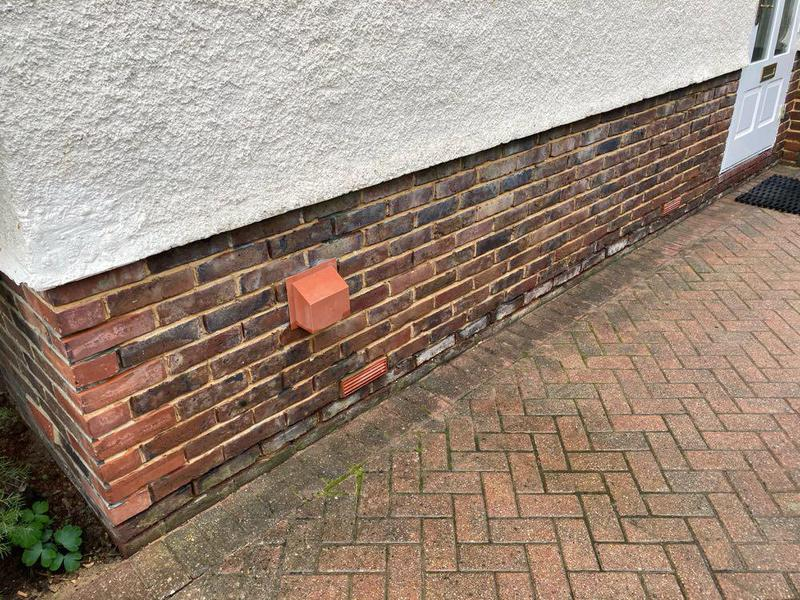 Image 8 - Repointing preparation Broadwater