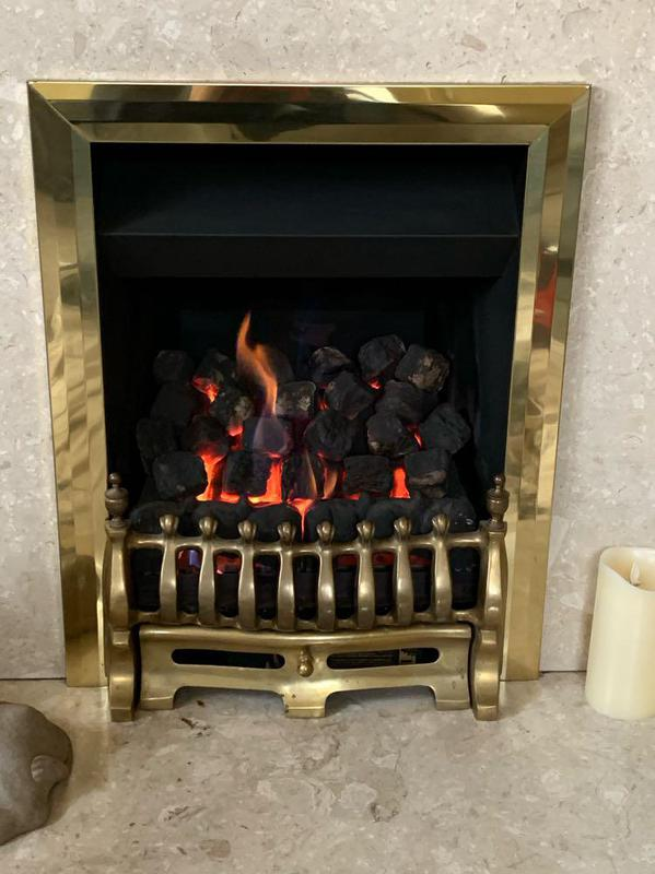 Image 77 - Reinstalled gas fire following a yesrly service