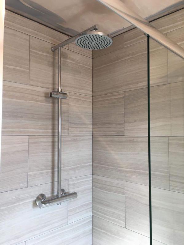 Image 48 - New shower room