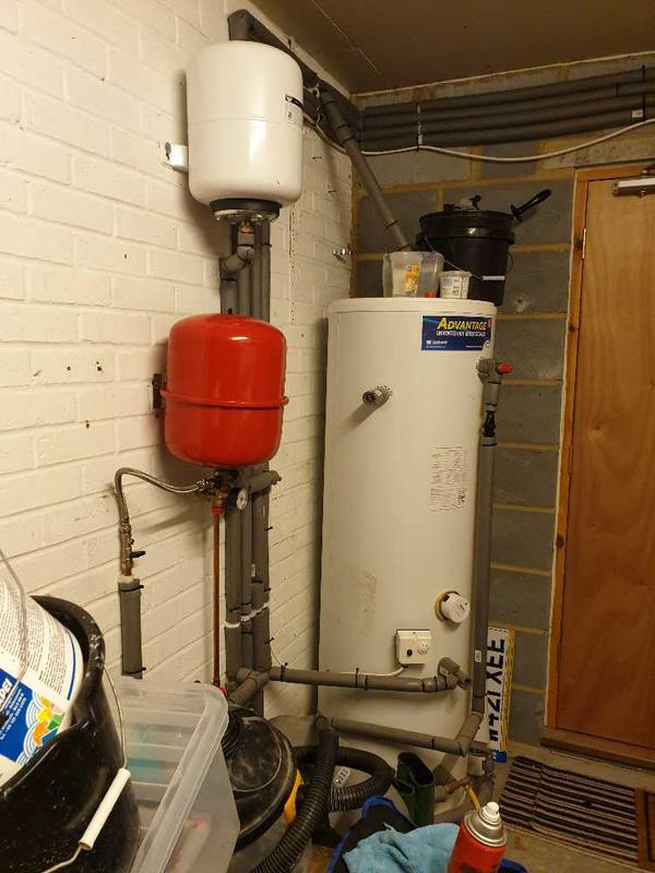 Image 34 - Gas boiler and Unvented cylinder servicing. Farnborough.