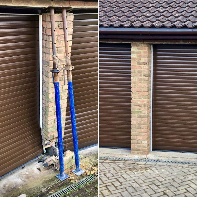 Image 11 - Before and after pillar repair
