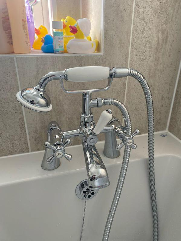Image 9 - New bath shower mixer tap install