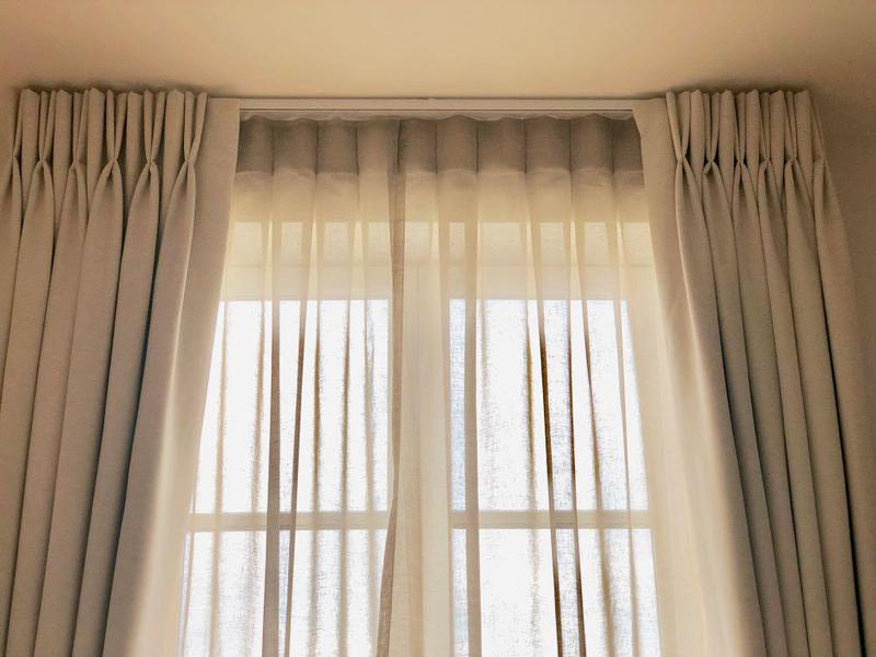 Image 32 - Fitting blinds handmade curtains