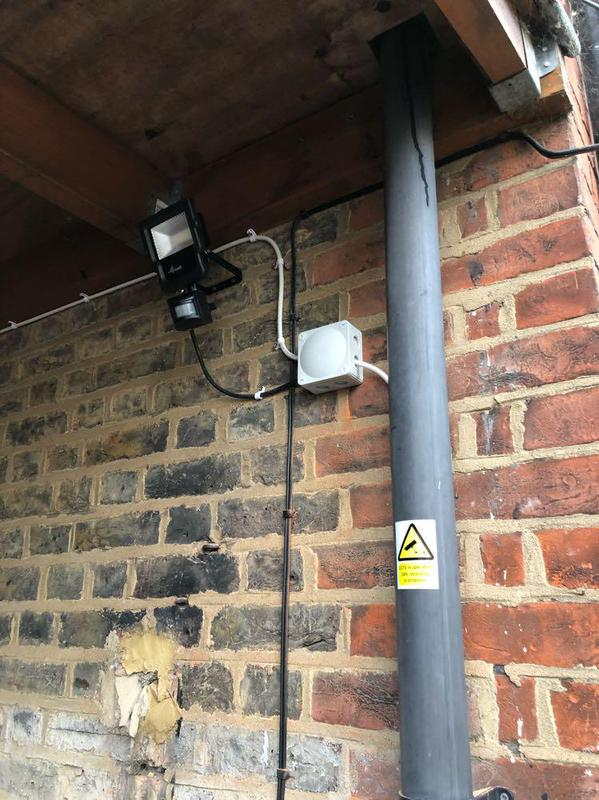 Image 5 - Security lights in Ladywell