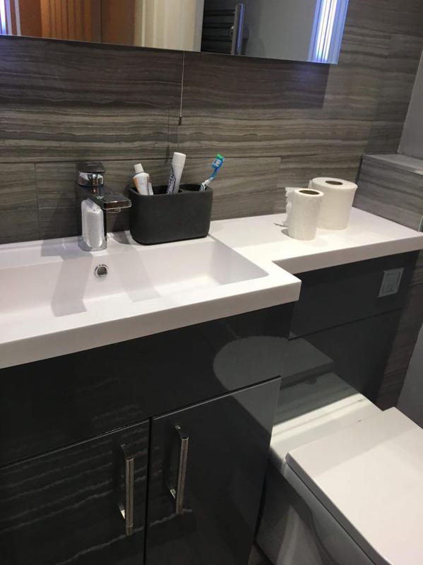 Image 35 - New bathroom