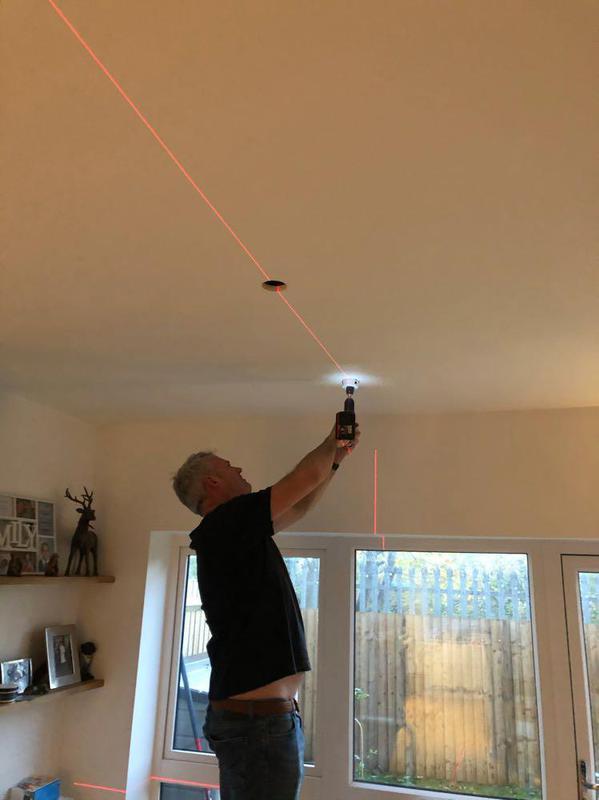 Image 6 - LED Downlight install