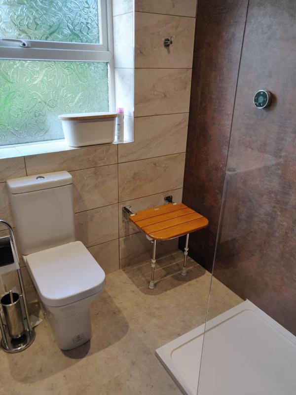 Image 7 - low access shower with digital showering