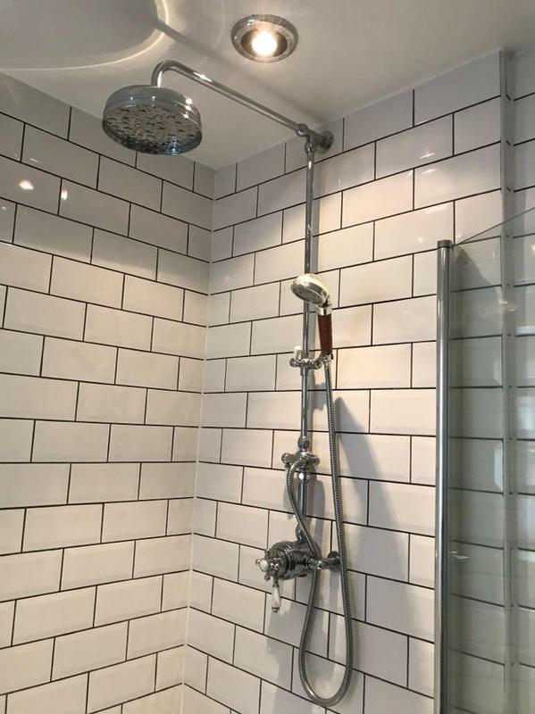 Image 11 - Shower installation