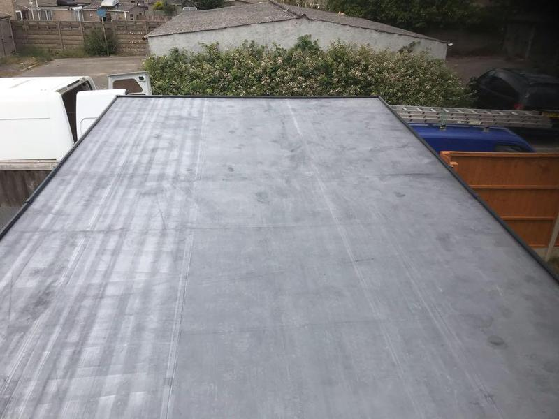 Image 8 - New epdm rubber roof