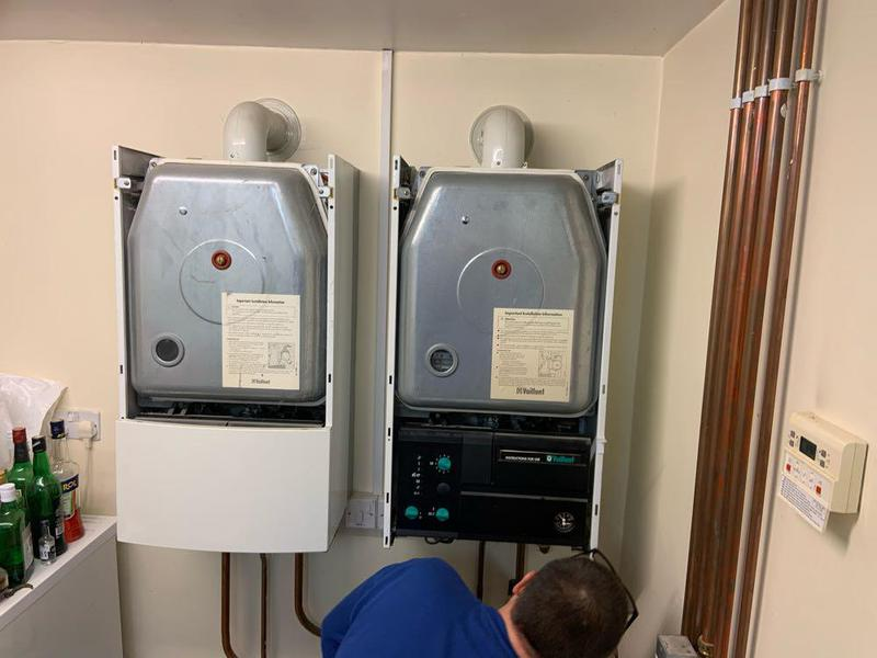 Image 14 - 2 boilers coming out