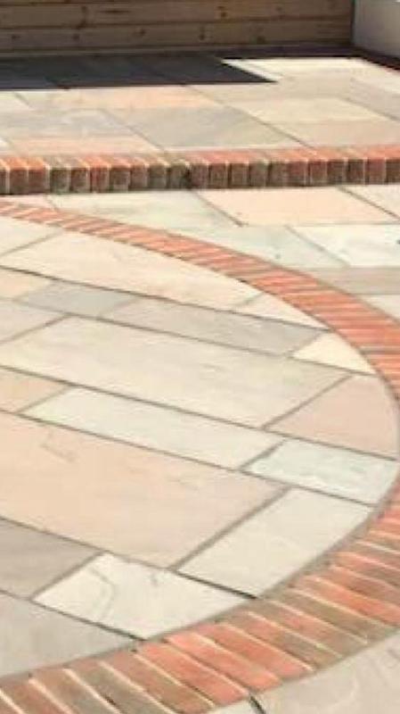 Image 11 - Buff multi Sandstone