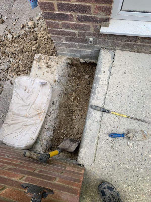 Image 44 - Drain repair case in Reading
