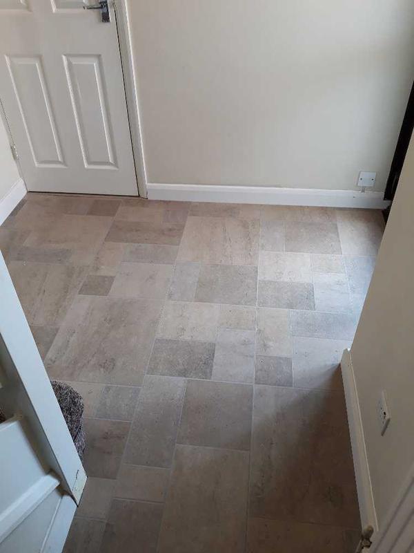 Image 39 - laminate tile effect