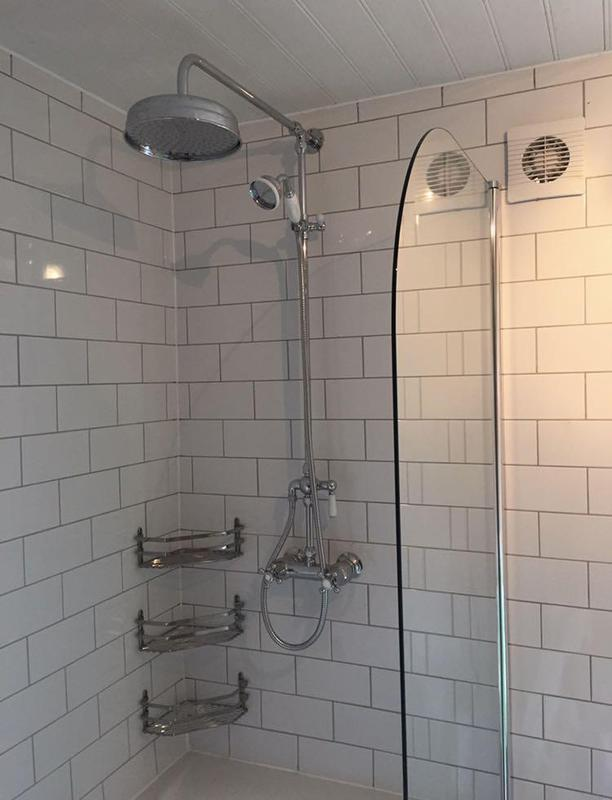 Image 6 - new shower and screen fitted