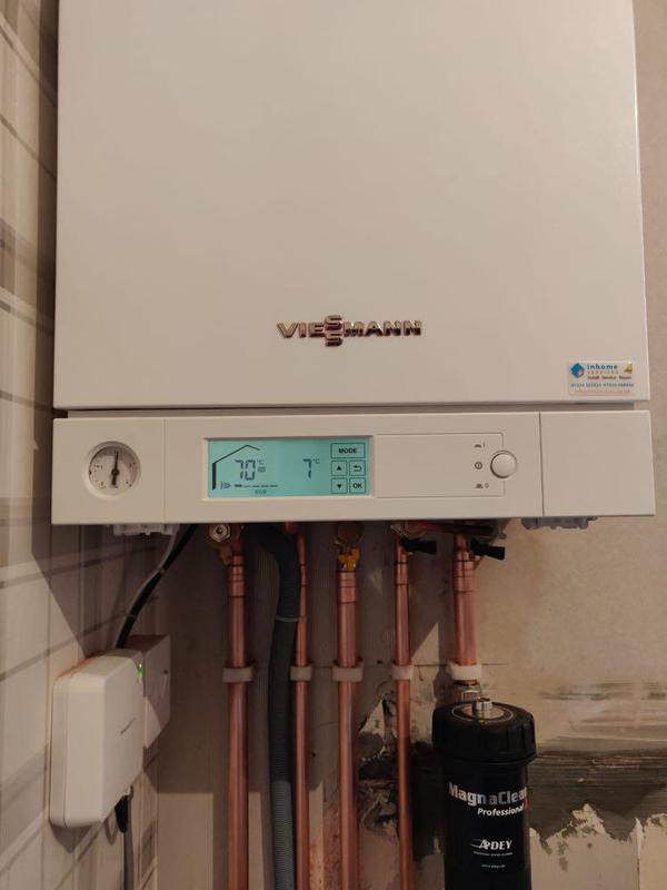 Image 12 - Our Preferred Boiler Brand Viessmann
