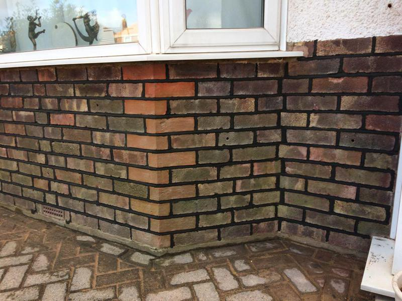 Image 29 - Weatherstruck repointing worthing
