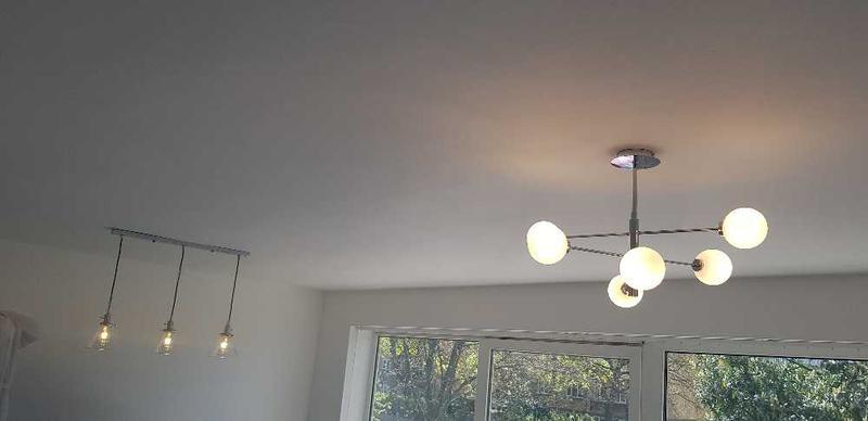 Image 1 - Beckenham - New lights installed before customer move in.