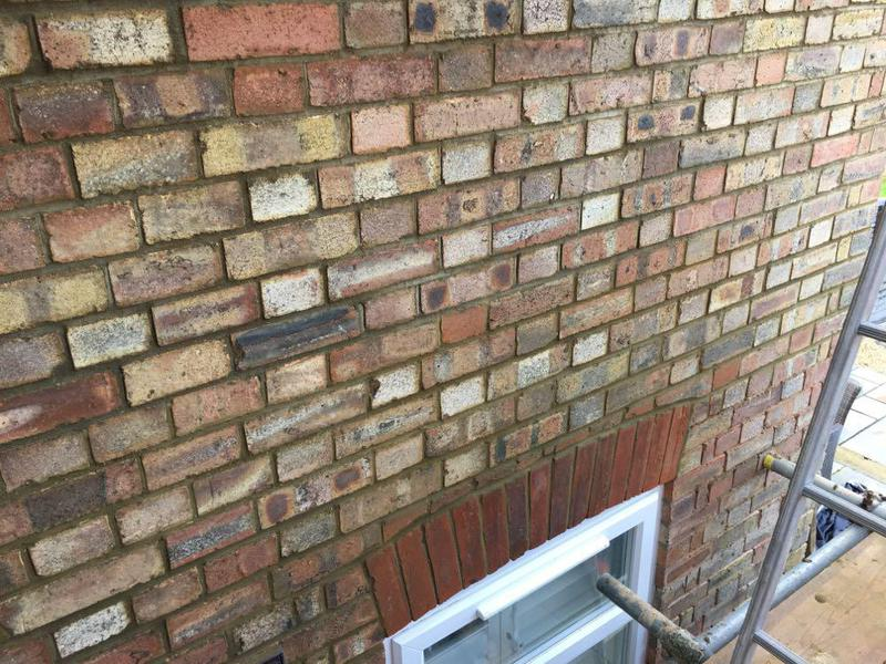 Image 9 - brick work pointing