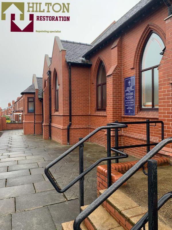 "Image 4 - Church Repointed in pemberton ""Wigan"""