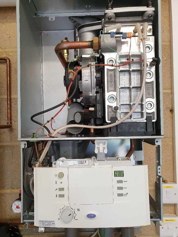 Image 47 - Boiler repairs, Staines #1.