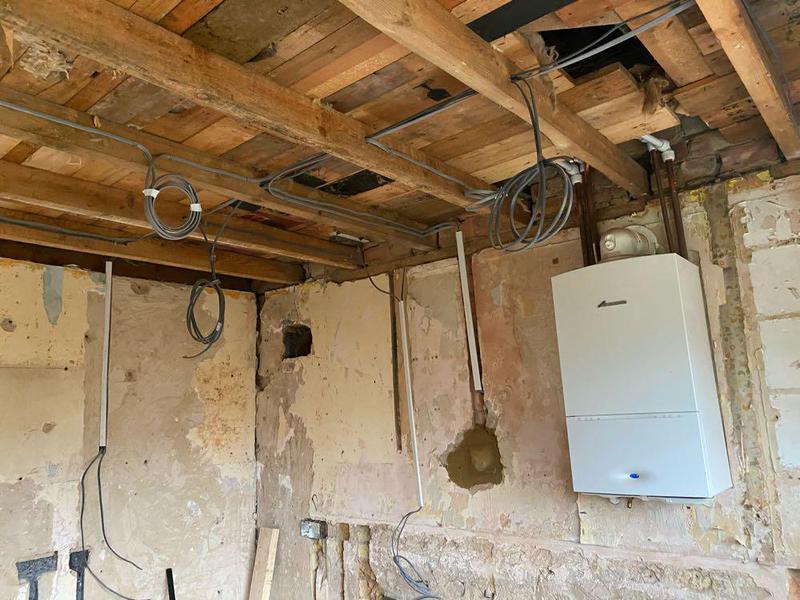 Image 28 - rewiring bungalow